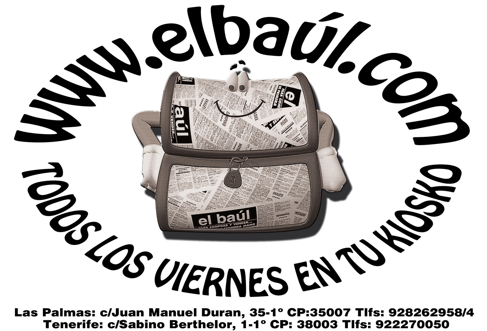 Jesusitoblogs logo bolsas periodico el baul - Bolsa de trabajo las palmas ...