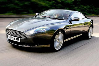 Aston Martin DB9 Images