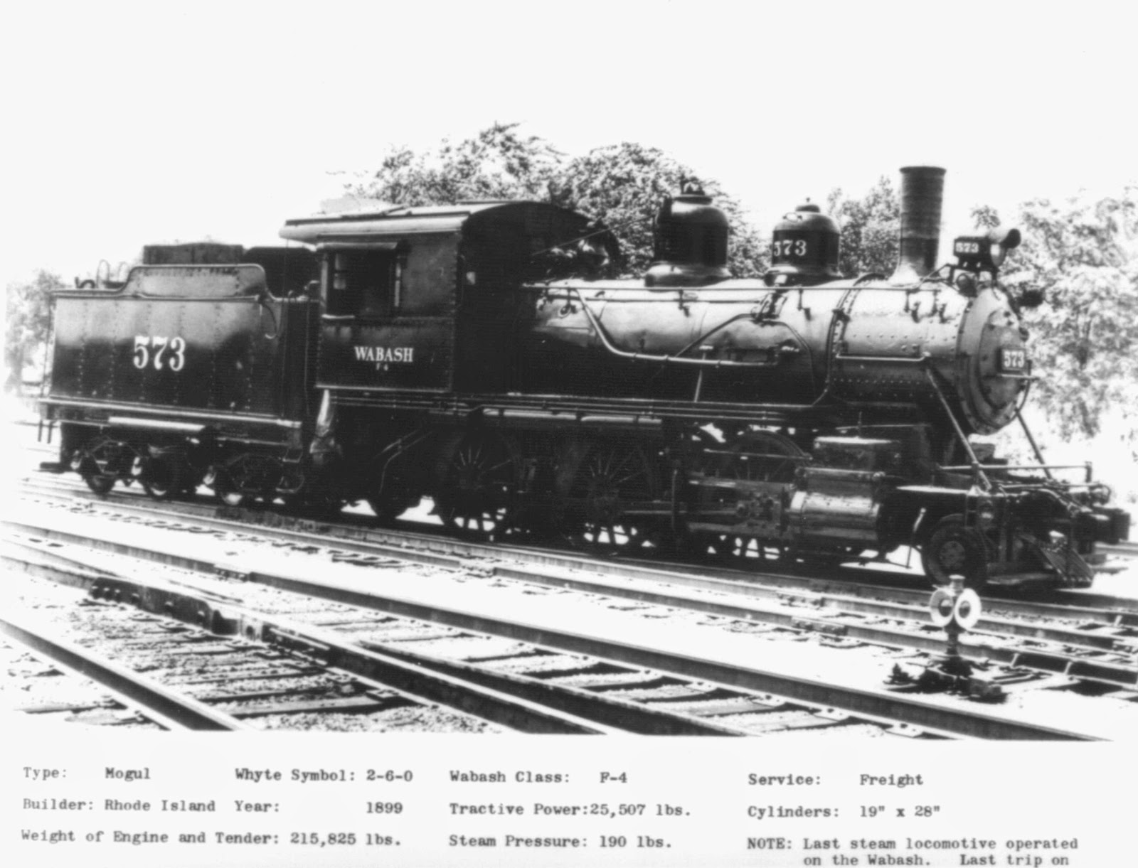 Wabash Railroad Historical Society Publications Index ...