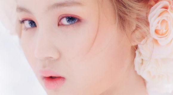 Ám ảnh với ánh mắt của Lee Hi trong teaser Rose