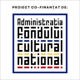 Proiect cultural co-finanțat de