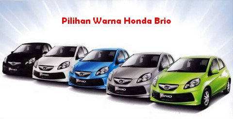 warna honda brio