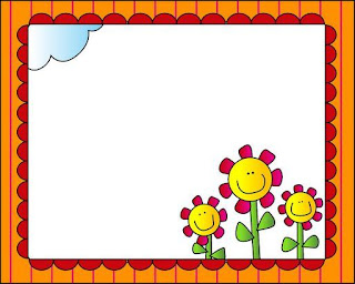 Las abejitas marcos infantiles for Bordes jardin