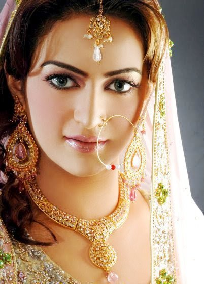 Trends Mild Make Up Bridal Wedding Makeup