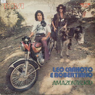 L�o Canhoto e Robertinho - Amazonas Kid Vol.06