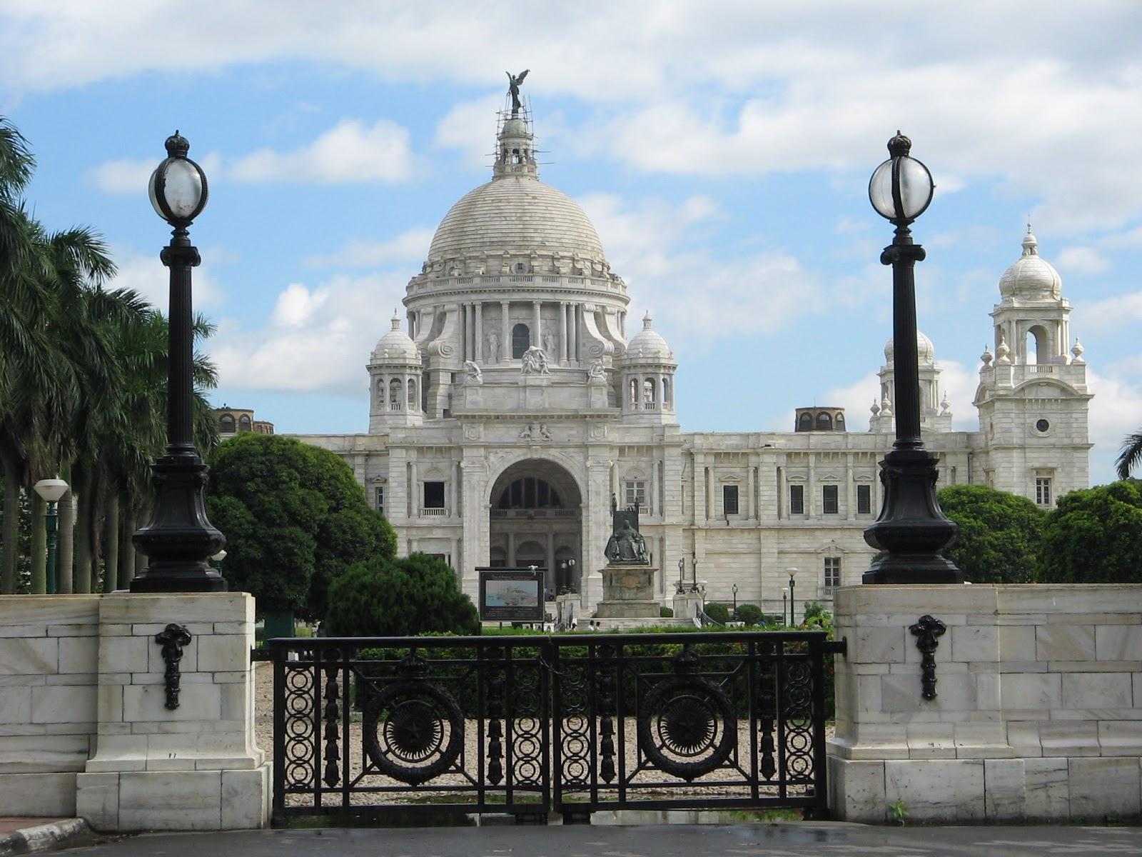 Victoria Memorial Hall Cultural India Culture Of India