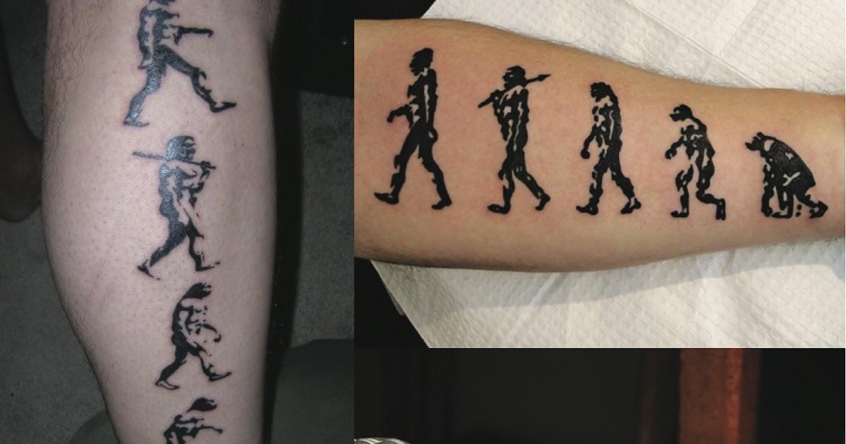 Haeckel Tattoo