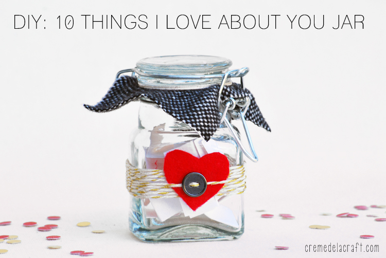 Diy 10 Things i Love About