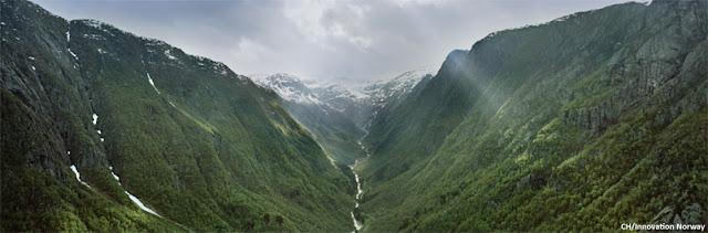 Fiordo de Hardanger - Noruega