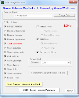 garena universal maphack for 1.24e download