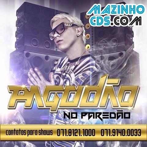 BANDA PAGODÃO -CD PAGODÃO NO PAREDÃO [VERÃO 2015]