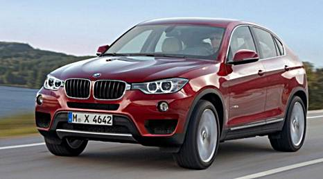 2017 BMW X2 Redesign