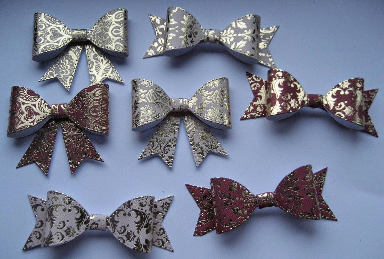 Kanban Simply Fabulous Collection - decorative bows