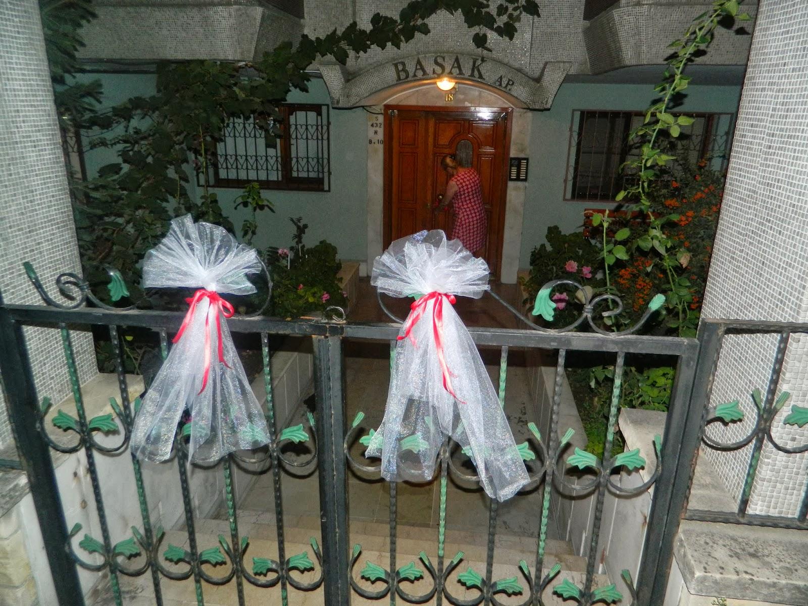 Düğün İçin Ev Süsleme