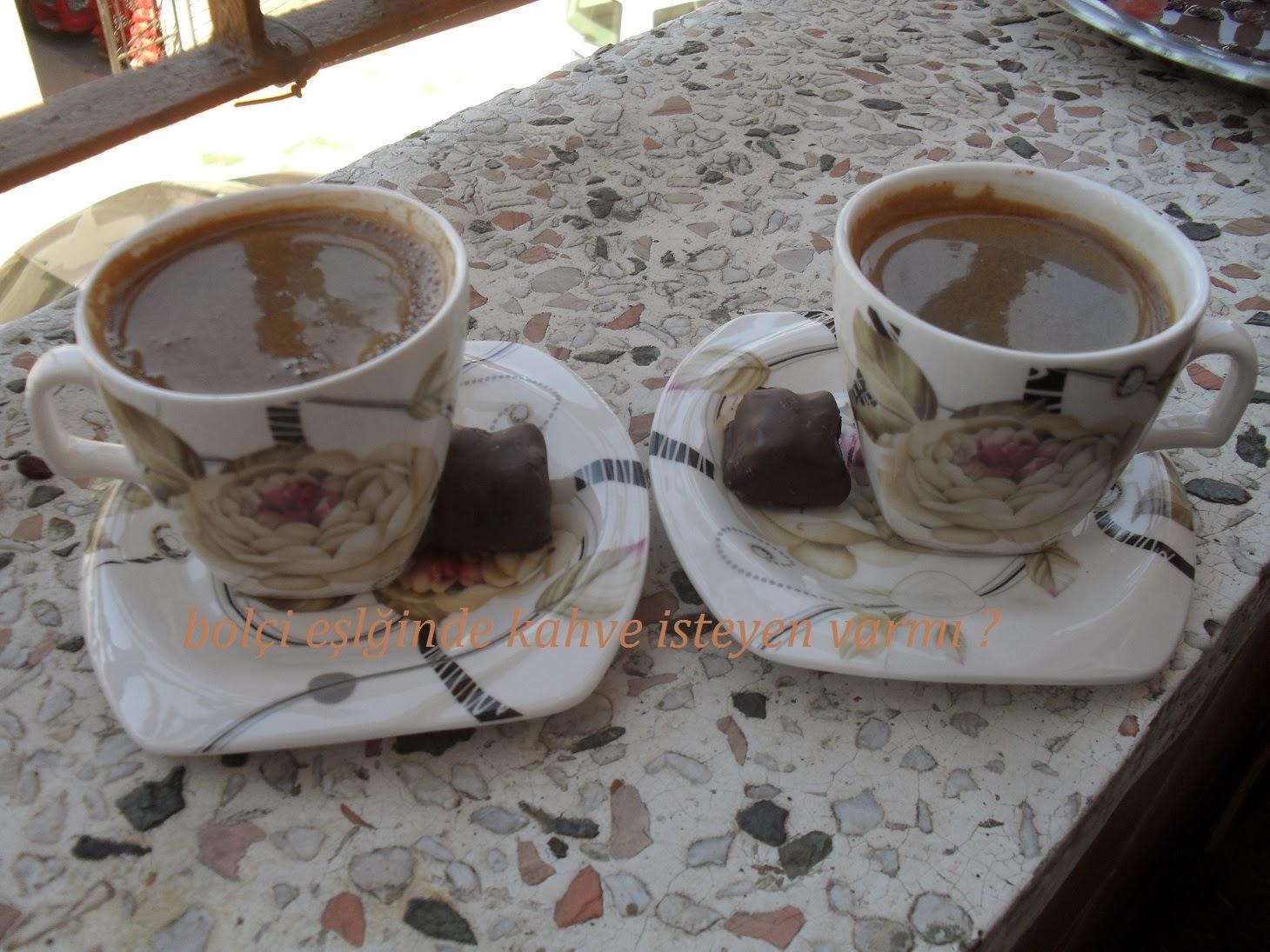 Bir kahve aromasıyla kendine sevgi 98