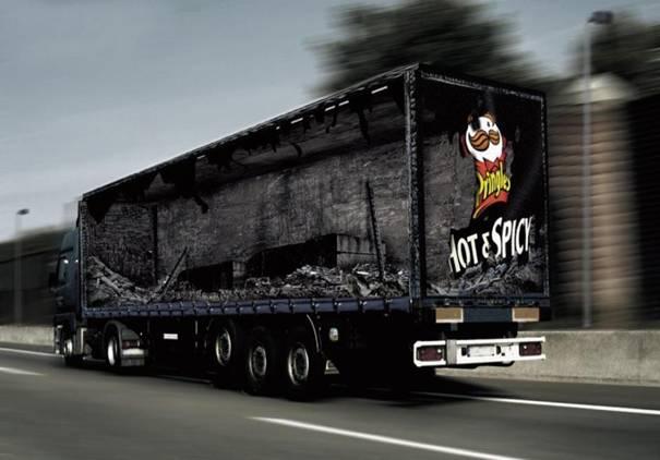 اعلانات فنية رائعة علي الشحانات
