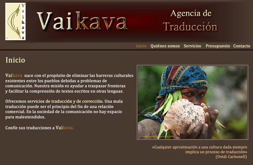 Traducciones Vaikava, SL