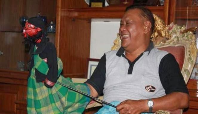 Foto Dalang Asep Sunandar Sunarya Asep Sunandar Sunarya Dalang