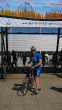 Me at the Paris-Brest-Paris 1200k start