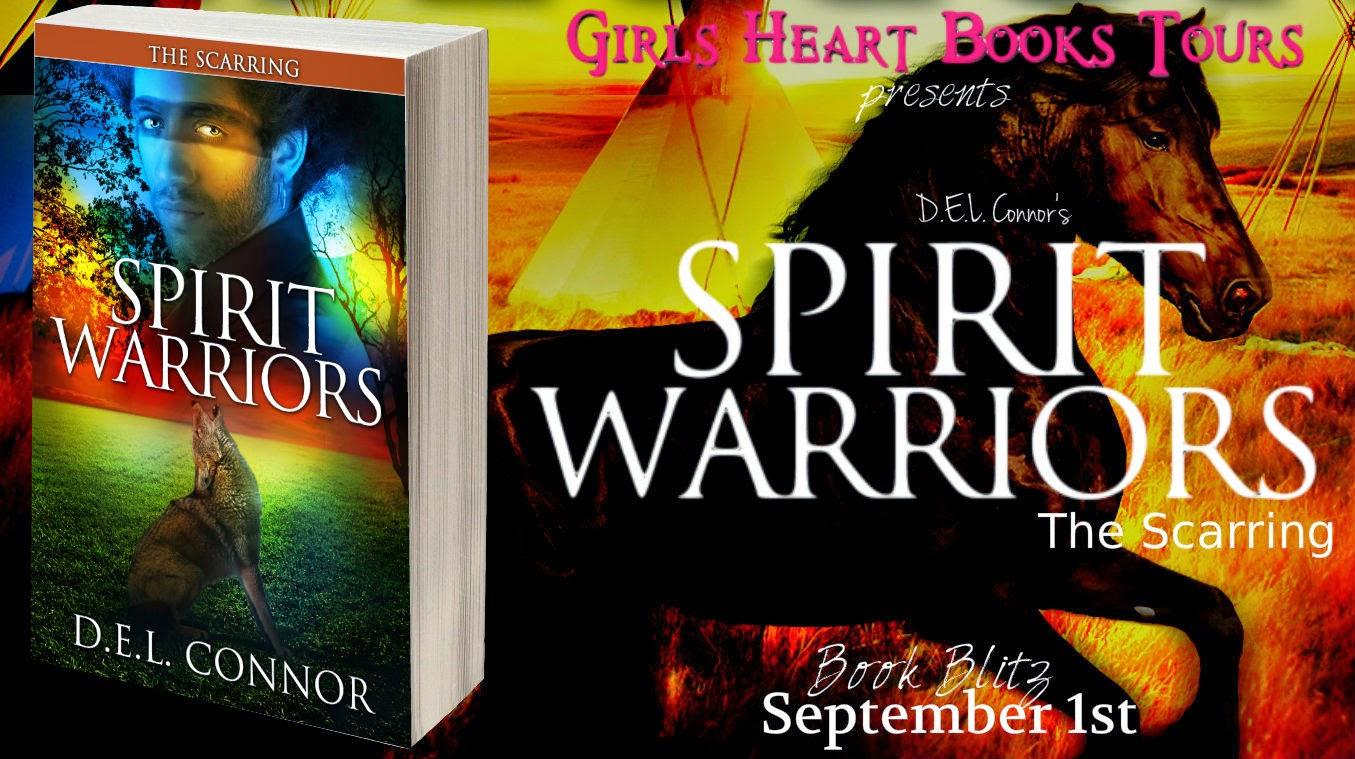 Book Blitz – Spirit Warriors: The Scarring