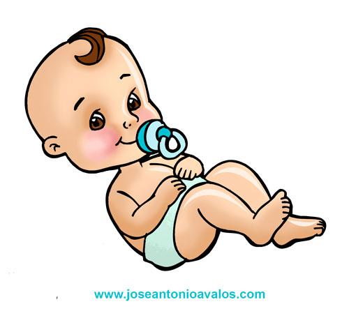 Imagen de caricaturas de bebé - Imagui