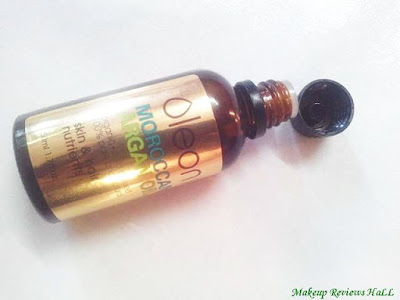 Olean Moroccan Pure Organic Argan Oil Review