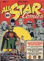 All Star Comics #7 comic book