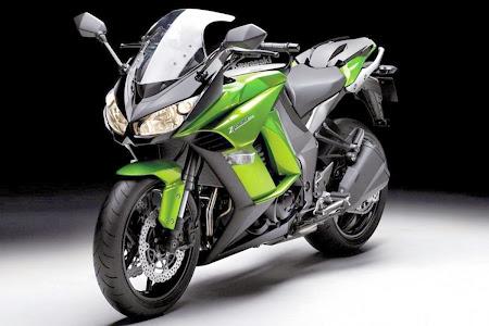 Kawasaki Ninja 1000. Majalah Otomotif Online