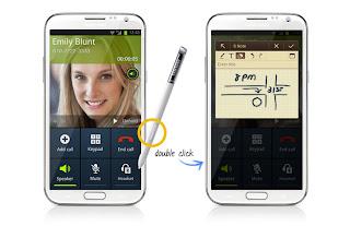 Gambar Samsung Galaxy Note II