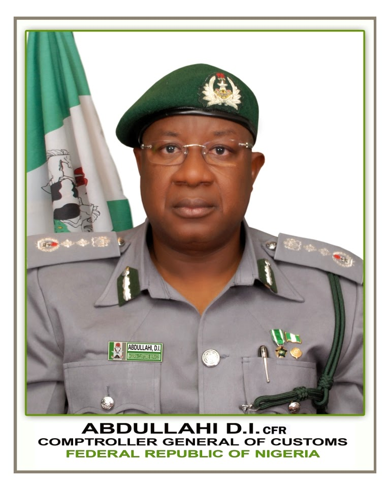 Nigerian Customs Services Generate N622bn in Eight Months ABDULLAHI DIKKO INDE CFR