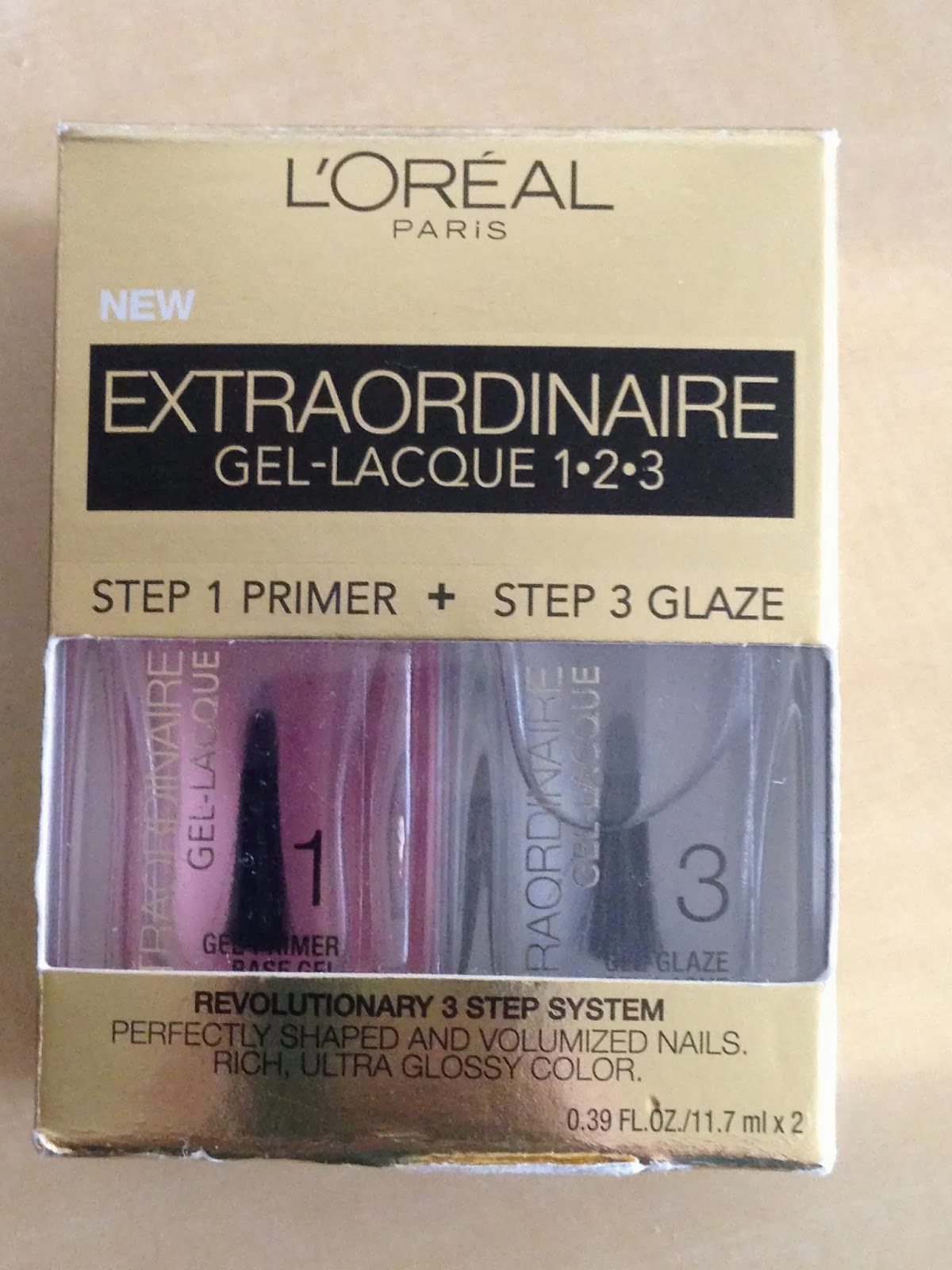 l'oreal nail polish, gel lacque system, nails, polish, gel manicure, diy manicure,