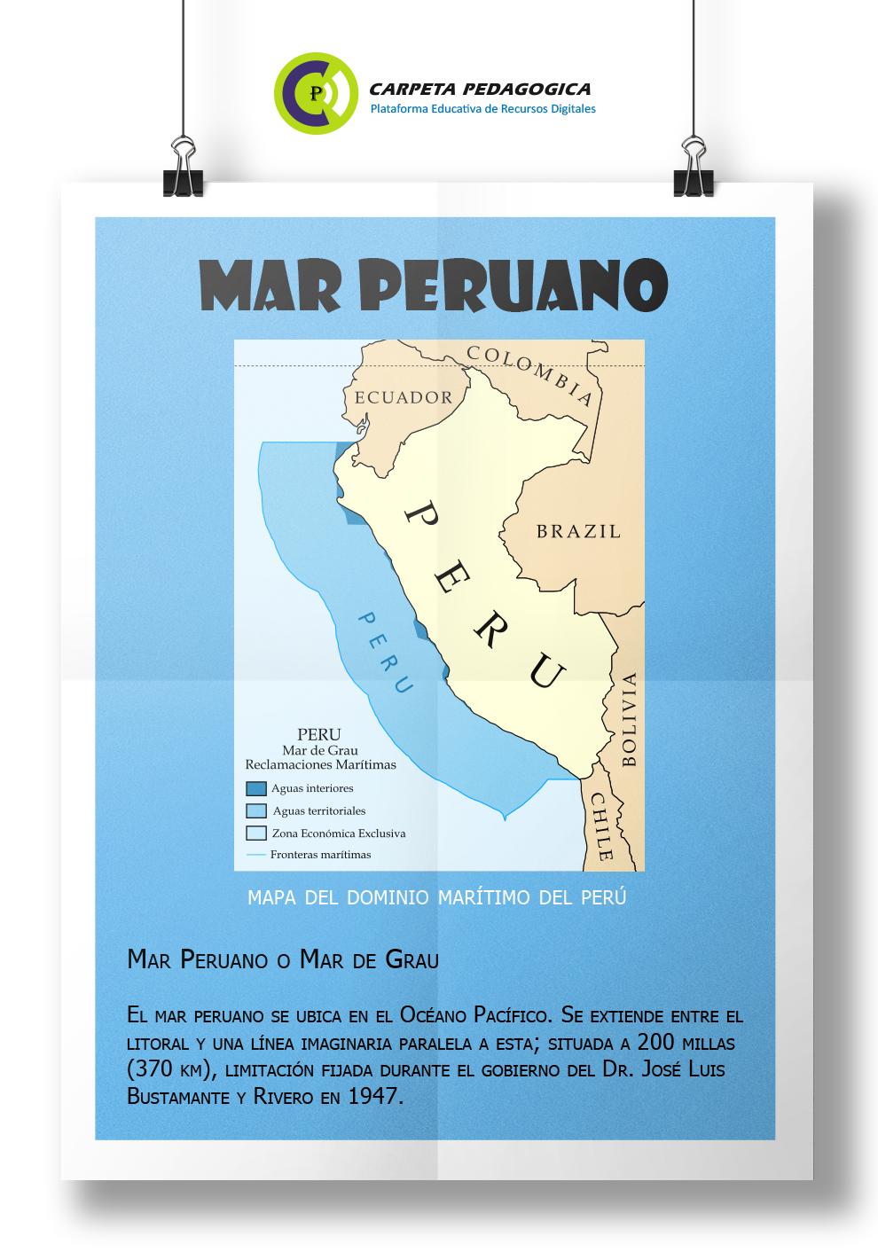 Mar Peruano o Mar de Grau