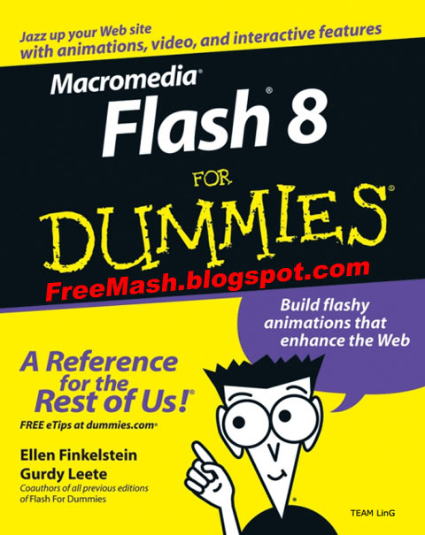 Macromedia Flash 8 For Dummies PDF Ebook Free Download
