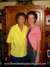 This blog is in honor of a wonderful woman - my dear Grandmother.