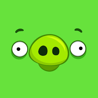 Bad Piggies Minimal HD Wallpaper