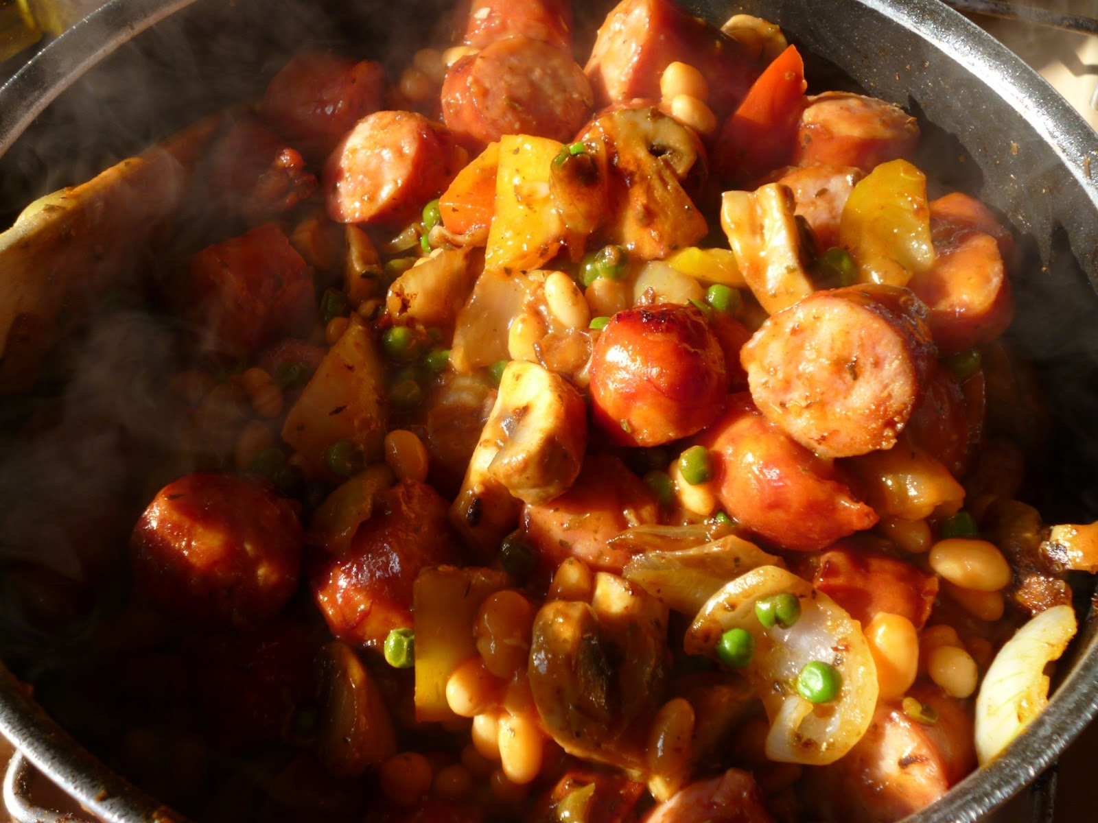 ... sausage recipes yummly chicken sausage and bean casserole with sage