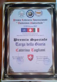 "Premio Letterario Internazionale""Universum Switzerland"