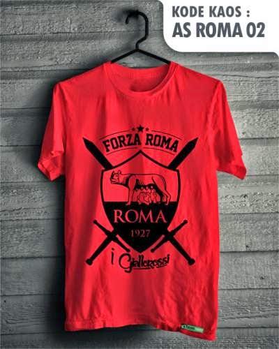 kaos distro as roma