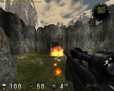 Protox Mod Screenshot for AssaultCube