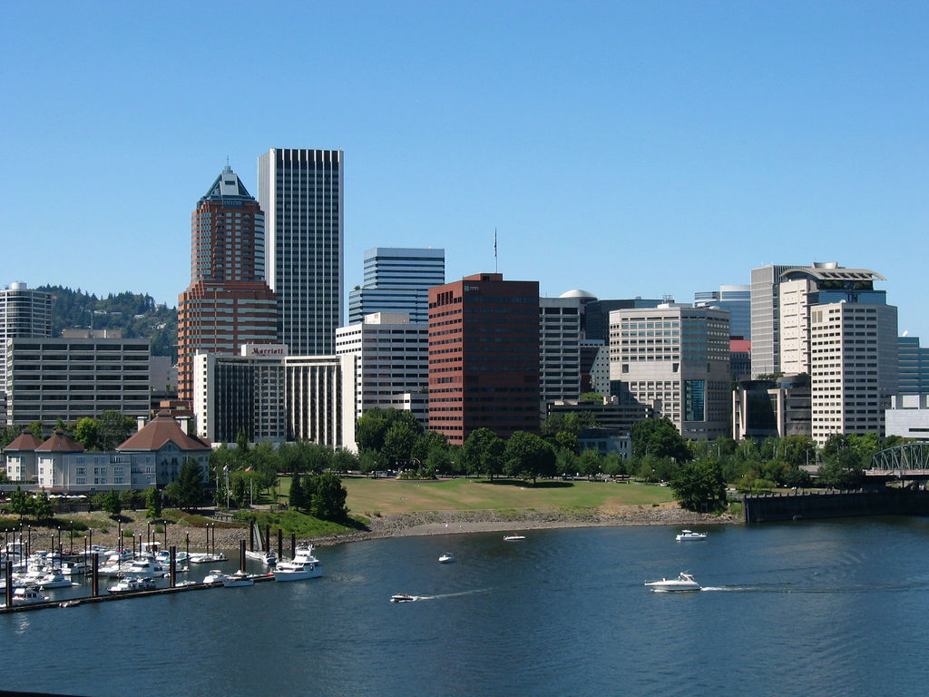 urban research skyline photos of portland oregon 1