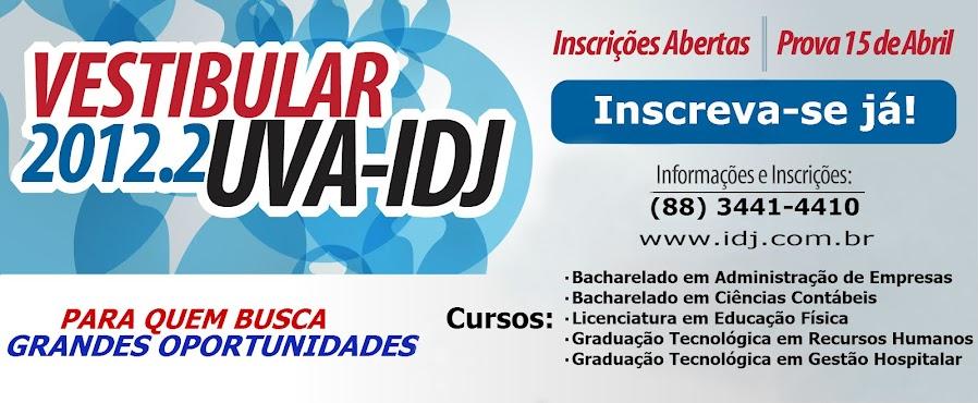 IDJ/UVA Quixeramobim