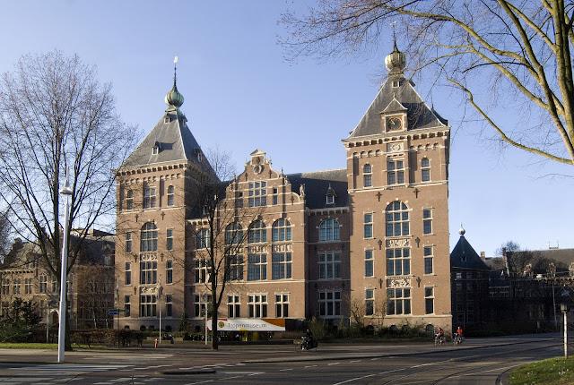 il tropenmuseum di amsterdam