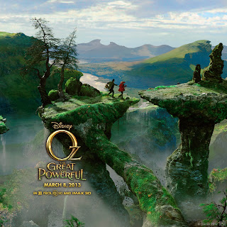 Oz the Great and Powerful iPad wallpapers 005