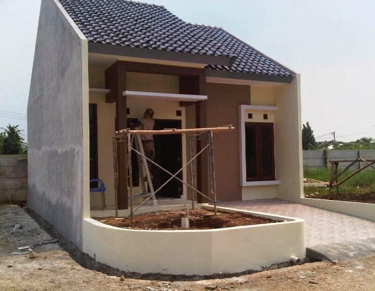 Rumah cluster apik di Kota Cibinong - Harga NJOP