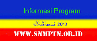 Program Bidikmisi 2013