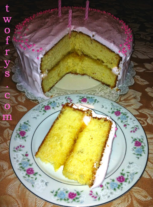 Dominican Cakes