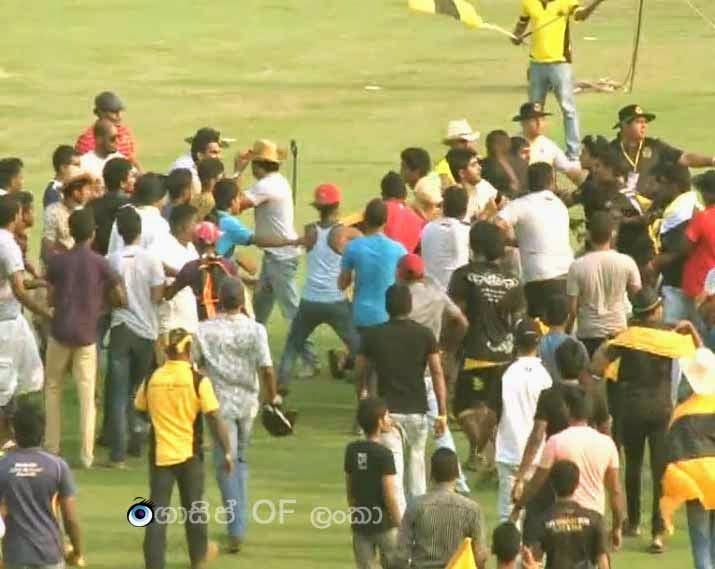 DS Senanayaka and Mahanama College big Match Clash