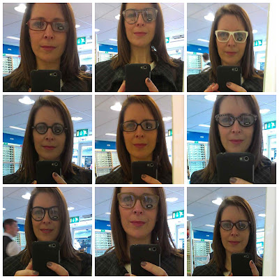 Spec+Collage My Marmite Specs from Specsavers