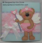 Pop-Up Princess Castle Card