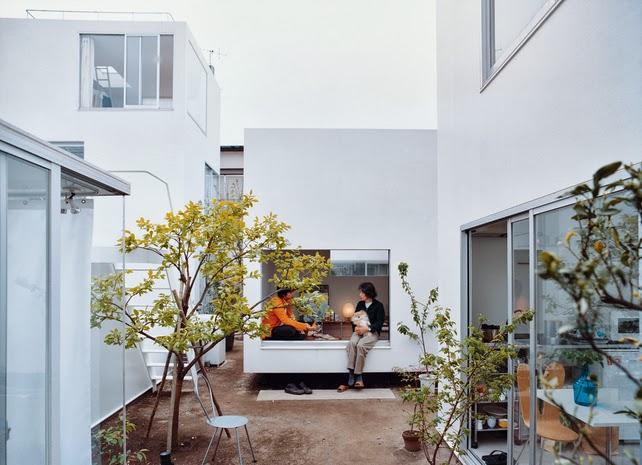 case giapponesi contemporanee casa moriyama ryue
